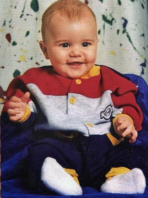 Pattie Mallette And Justin Bieber Baby