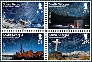 South Georgia - Star Trails