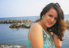 Marzia. 24 years old. Italy. Fashion&Beauty Blogger.