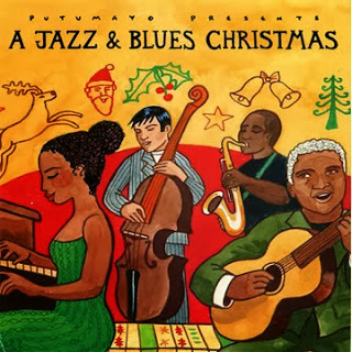 Putumayo VV.AA. - A Jazz Blues Christmas Celebration (Cover)
