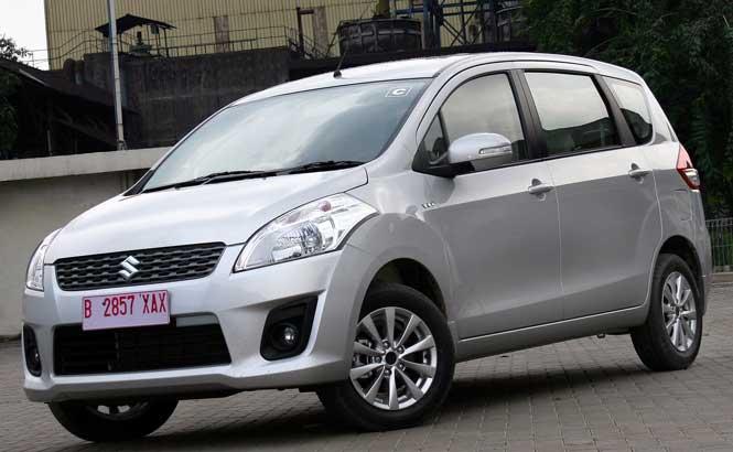 Ini beberapa penampakan Suzuki Ertiga di Indonesia yang sudah tersebar ...