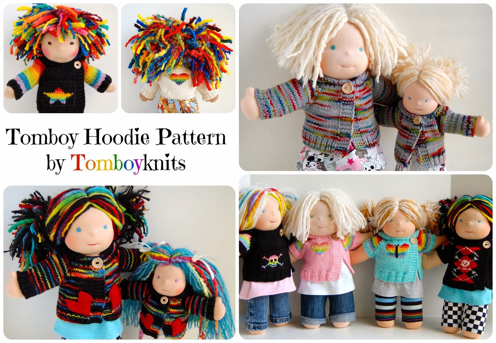 Patterns by Tomboyknits