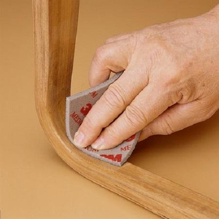 C mo preparar una superficie de madera - Aprender a pintar en madera ...