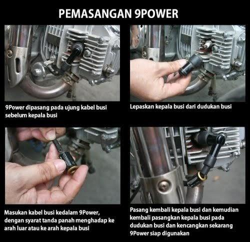Elevenia Jual 9 Power Penstabil Aliran Listrik Kendaraan