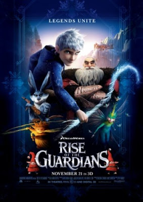 S Tri Dy Ca Cc V Thn - Rise Of The Guardians 2012