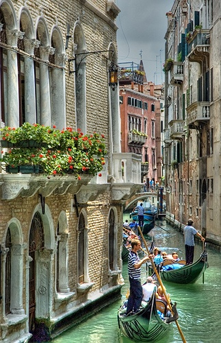Honeymoon Planning - Venice, Italy