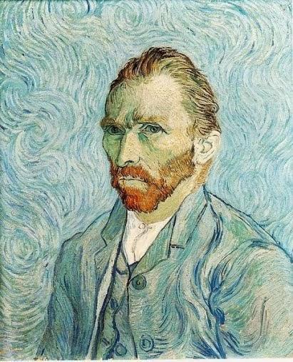 Van Gogh / Autorretrato