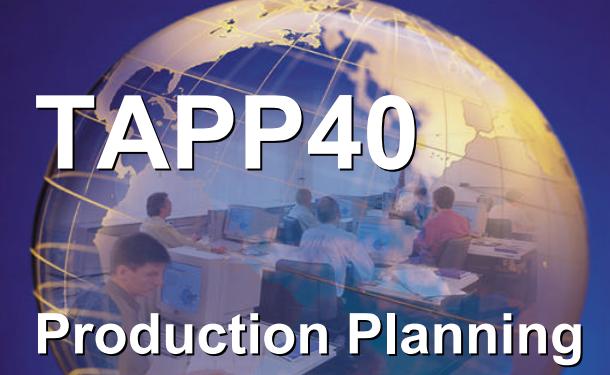 Descarga SAP PP TAPP40
