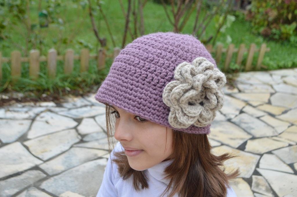 Hermosa Bufón Patrón De Crochet Sombrero Imagen - Manta de Tejer ...