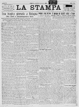 LA STAMPA 20 NOVEMBRE 1920
