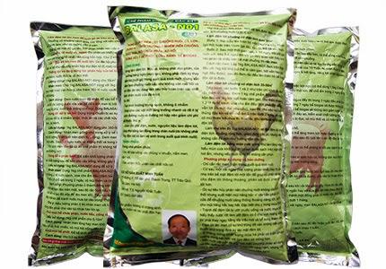 chế phẩm sinh học balasa n01