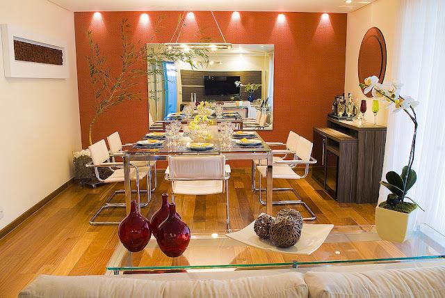 Como integrar una sala y comedor living sala de jantar for Diseno de interiores living comedor