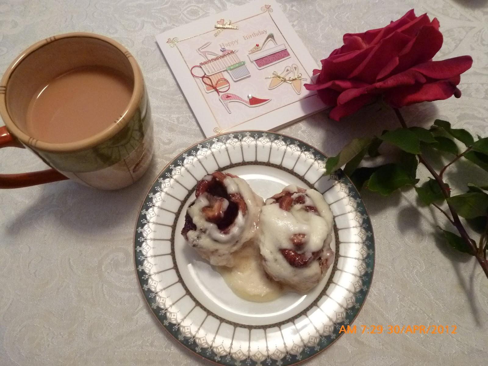 Birthday Feasts From Olive Garden Birthday Serenade High Tea