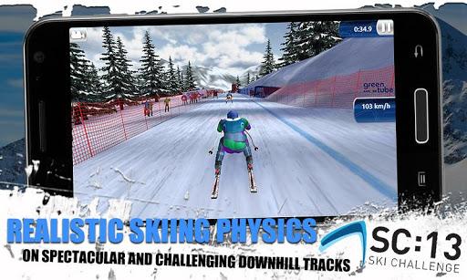 Ski Challenge 13 apk
