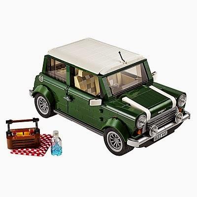 Mini Cooper de LEGO