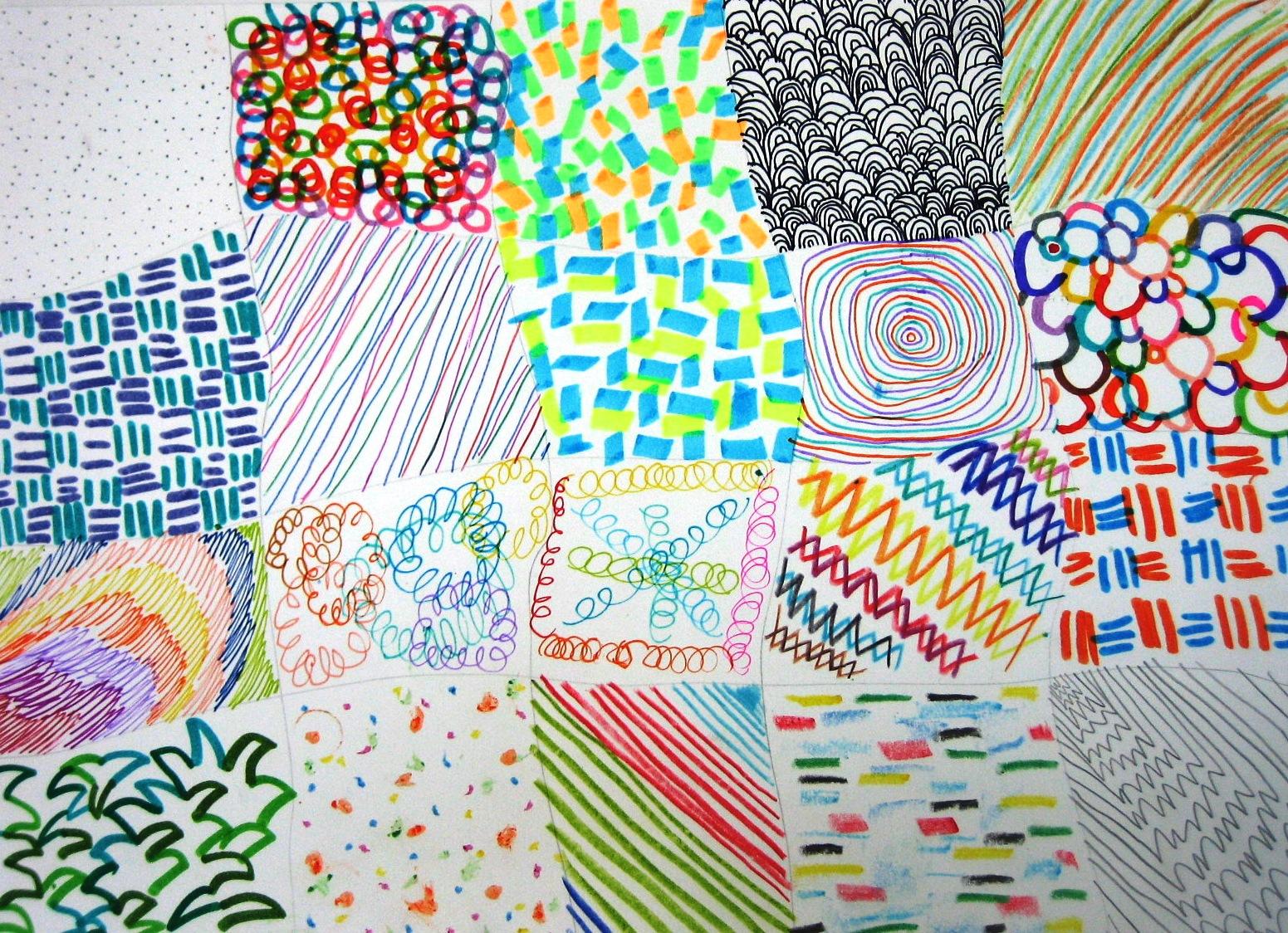 texture arte scuola media ha44 regardsdefemmes. Black Bedroom Furniture Sets. Home Design Ideas