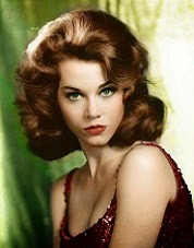 "Jane Fonda, en "" JULIA """