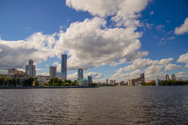 Путешествия: О жизни: Екатеринбург-сити фото