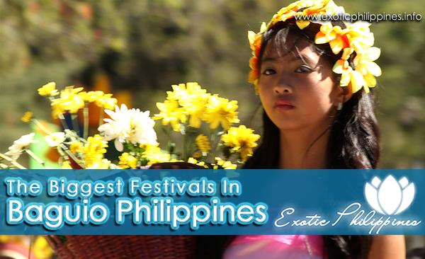 Baguio Philippines Festivals