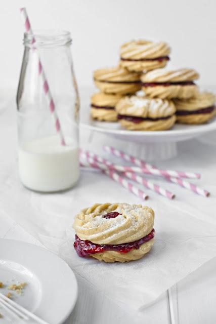 Cookies Jammy Dodgers Recipe
