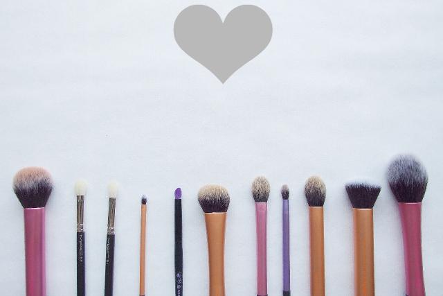 #makeup #brush #realtechniques