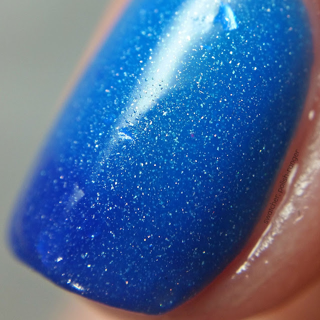 swatcher, polish-ranger | Pretty & Polished My Favorite Blurple macro