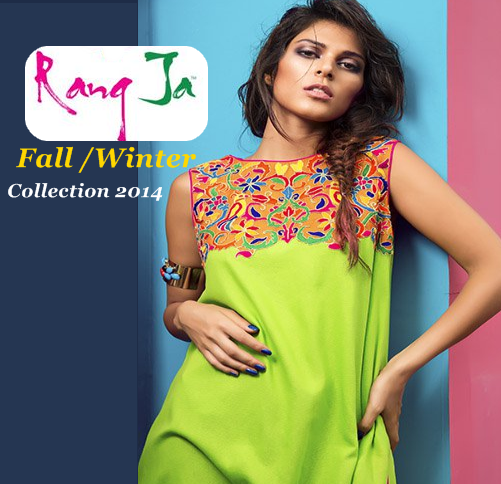 Rang Ja Winter Collection 2014-2015