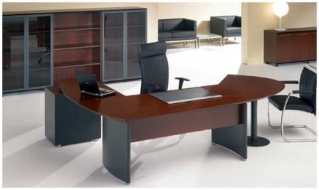 Servicios de carpinteria de metal y madera en tarapoto - Escritorios de madera para oficina ...