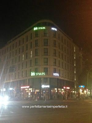 Ibis Styles Hotel Berlin Mitte perfettamente imperfetta blog