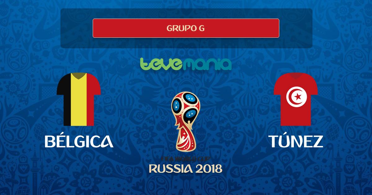 Bélgica golea 5-2 a Túnez con dobletes de Lukaku y Hazard