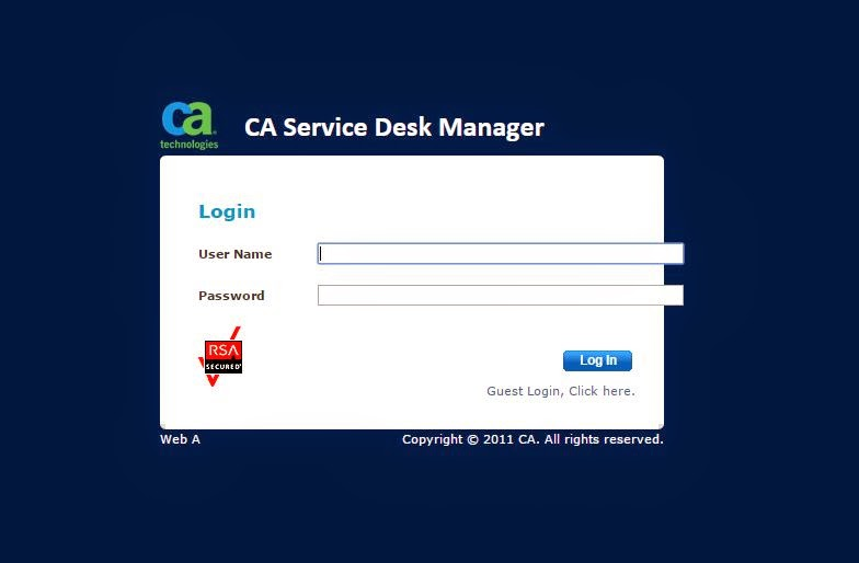 Delightful CA Service Desk Solutions