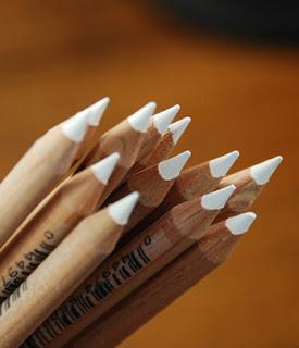 القلم الابيض