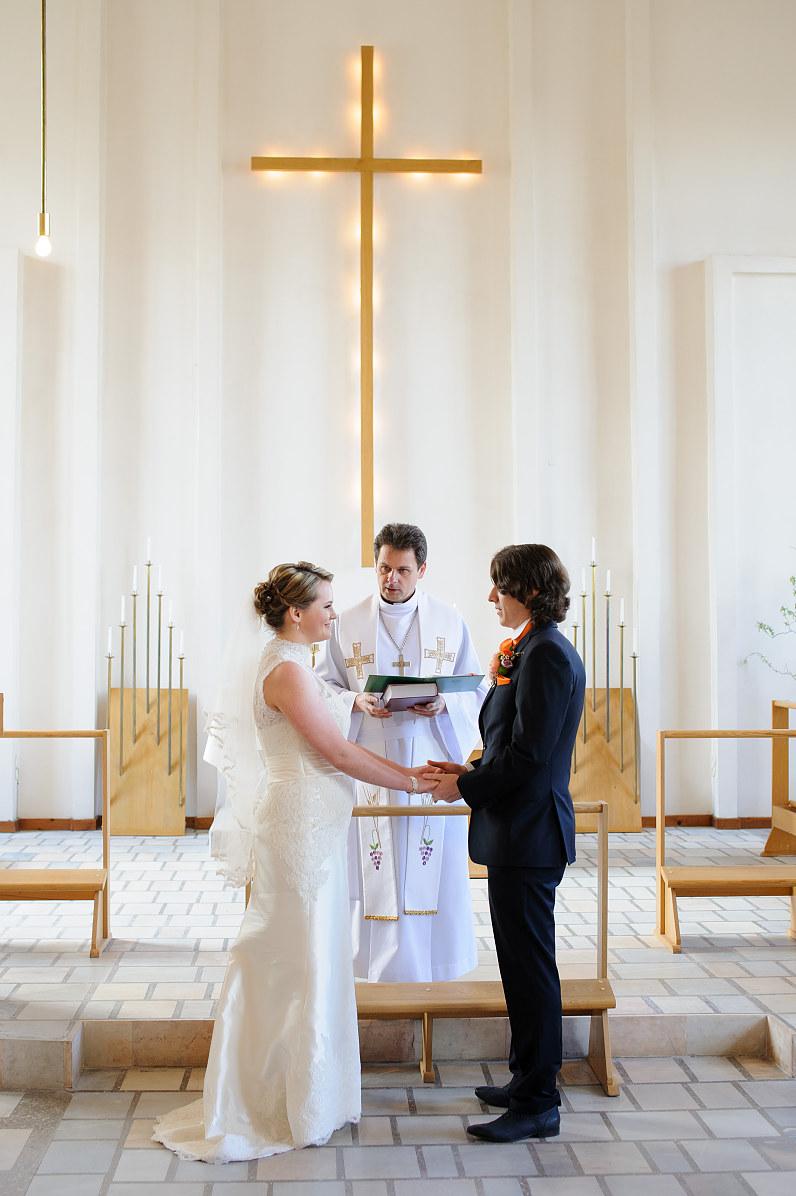Vestuvės Marijampolės evangelijų liuteronų bažnyčioje
