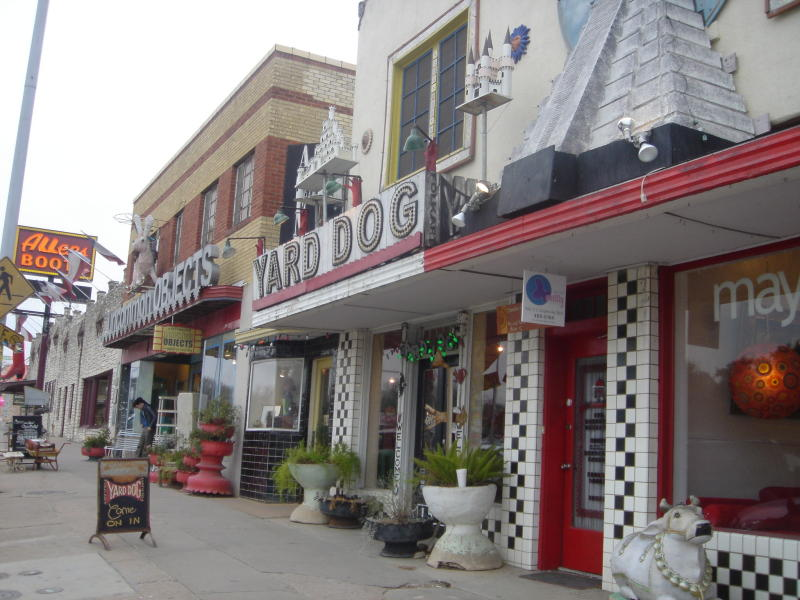 Clothing Stores On South Congress