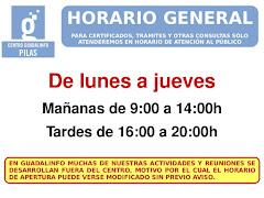 Horario General