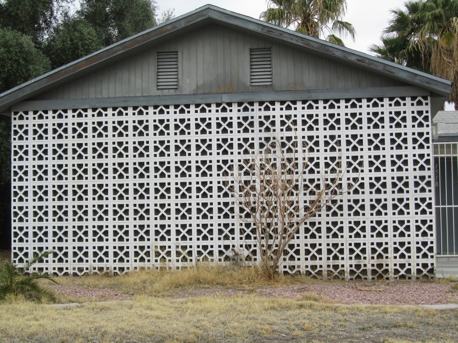 Architectural Screen Blocks : Paradise palms the architecture of
