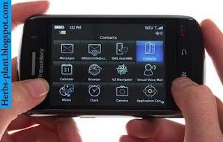 Blackberry storm 9530  - صور موبايل بلاك بيرى  ستورم 9530