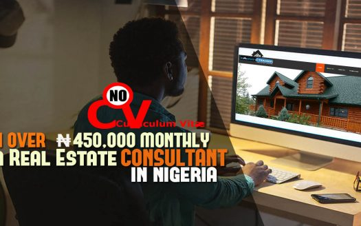 Real Estate Network Marketing In Nigeria - Sign up as a Real Estate Consultant this 2019