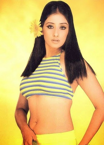 Manisha Koirala navel