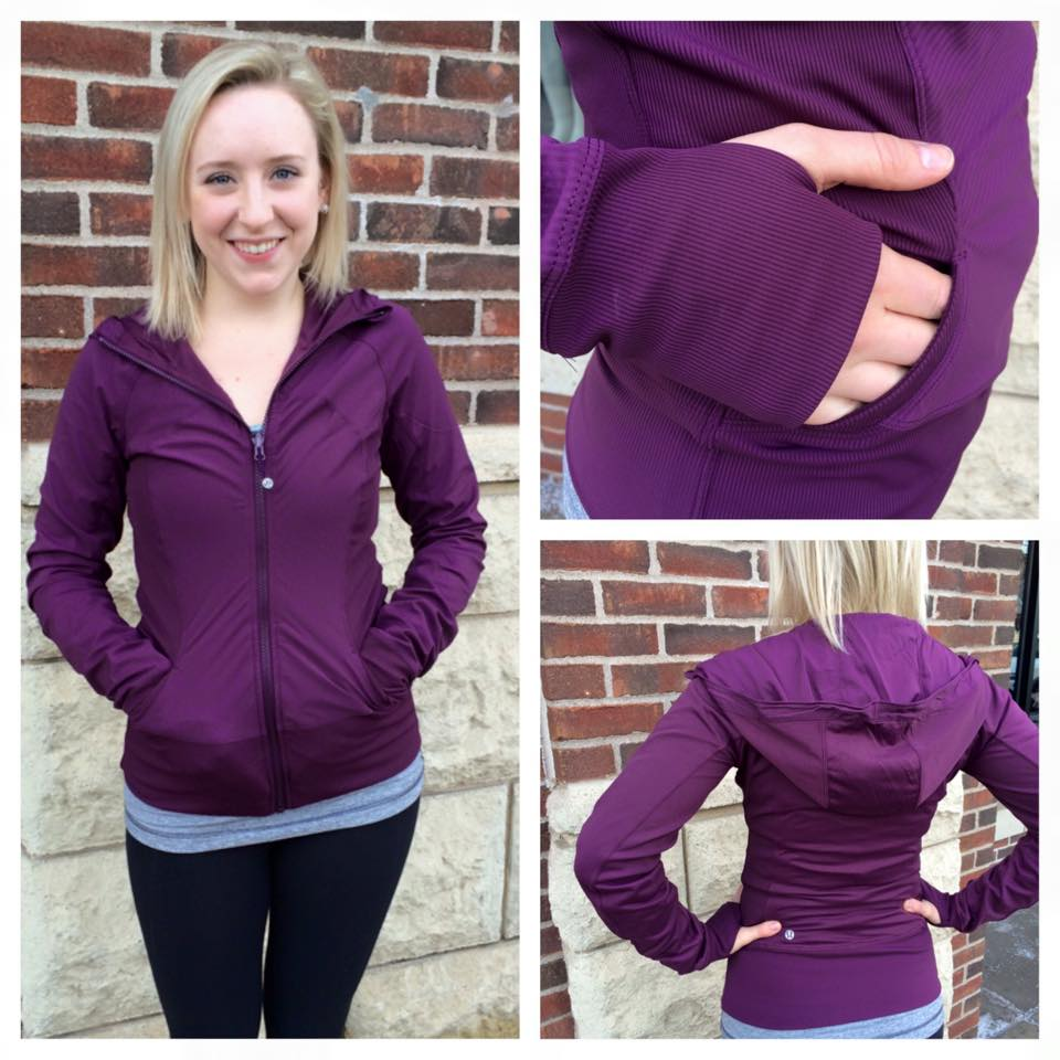 lululemon in-flux jacket