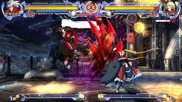 BlazBlue Calamity Trigger PC Games
