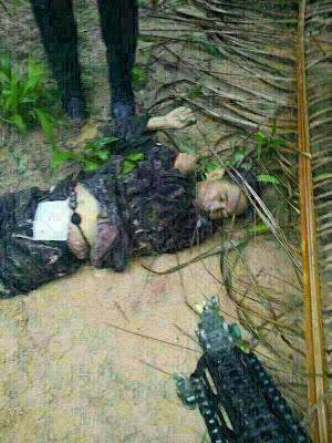 Gambar Pengganas Sulu Terbunuh Dalam Op Sulu Dan Op Daulat