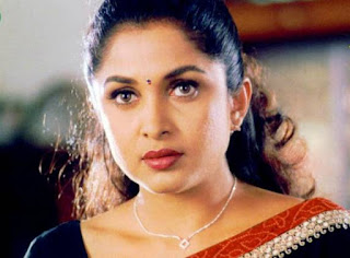 Actress Ramya Krishnan's house burgled