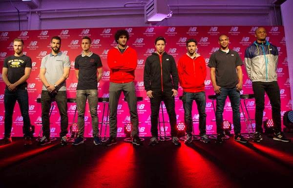 New Balance futbol jugadores
