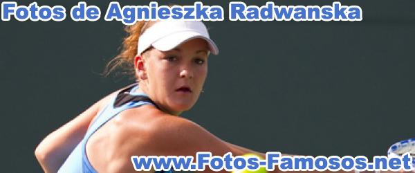 Fotos de Agnieszka Radwanska
