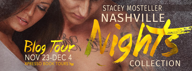 Blog Tour: Nashville Nights Boxed Set by Stacey Mosteller