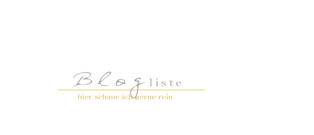 Blogliste