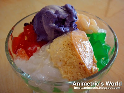 Finio Halo-Halo at Finio Modern Pinoy Restaurant