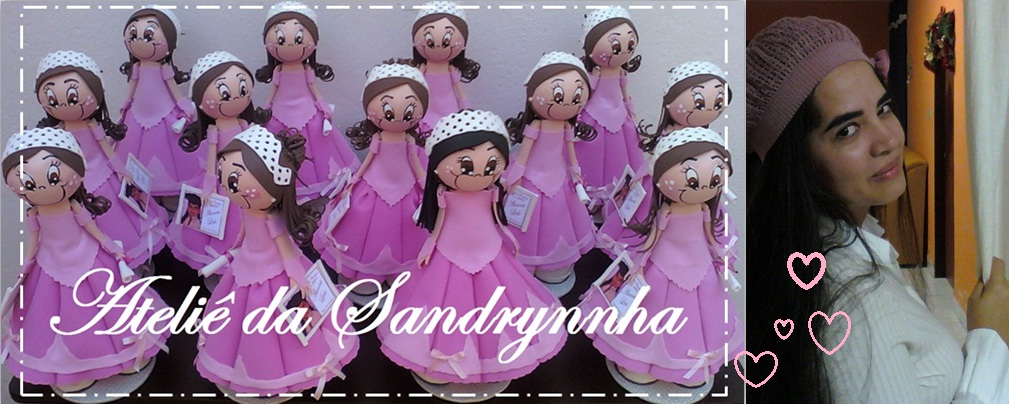 Ateliê da Sandrynnha