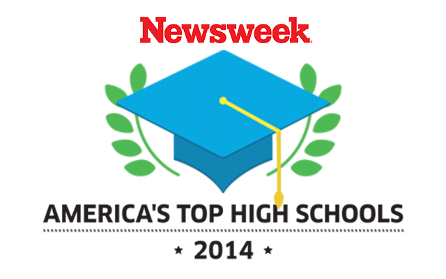 Chadron High School Chosen By Newsweek As One Of America's Top High Schools Of 2014